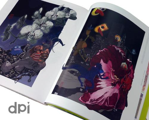 Antoine Revoy in dpi Magazine's Design Stars Boulevard vol.12 (inside)